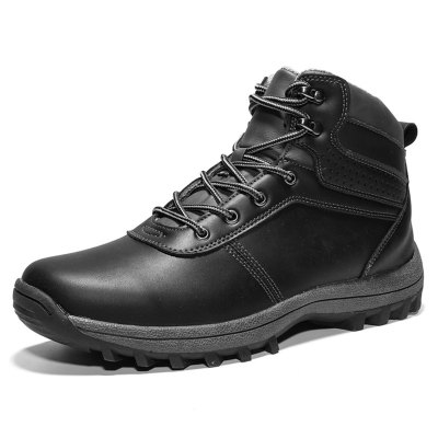 AILADUN Men In To Help Cattle Boots Outdoor Sports And Leisure Comfort Shoes